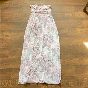 Cynthia Rowley Dresses - Strapless maxi dress